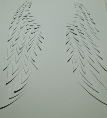 Angel Wings (white)