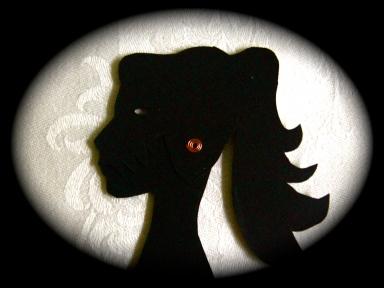 Lorelei silhouette